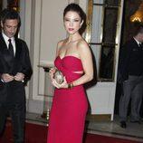 Juana Acosta en la fiesta posterior a los Premios Goya 2013