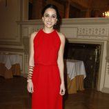 Macarena García en la fiesta posterior a los Premios Goya 2013