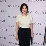 Drew Barrymore en una fiesta-homenaje de Bulgari a Elizabeth Taylor