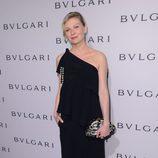 Kirsten Dunst en una fiesta-homenaje de Bulgari a Elizabeth Taylor