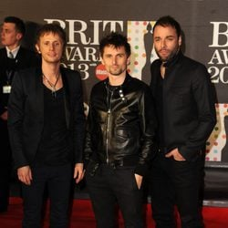 Muse en los Brit Awards 2013