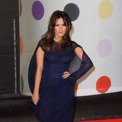 Caroline Flack en los Brit Awards 2013