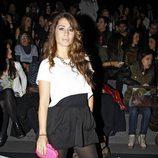 Elena Tablada en el desfile de Sita Murt en la Madrid Fashion Week otoño/invierno 2013/2014