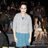 Marisa Jara en el desfile de Sita Murt en la Madrid Fashion Week otoño/invierno 2013/2014