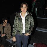Toni Acosta en el desfile de TCN en la Madrid Fashion Week otoño/invierno 2013/2014