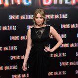 Ashley Benson en el estreno de 'Spring Breakers' en Madrid