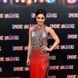 Vanessa Hudgens en el estreno de 'Spring Breakers' en Madrid