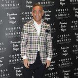 Joaquín Torres en los Premios Pata Negra 2013