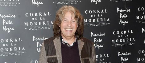 José Mercé en los Premios Pata Negra 2013