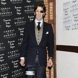 Juan José Padilla en los Premios Pata Negra 2013