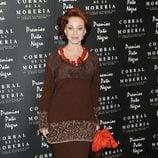 Paloma San Basilio en los Premios Pata Negra 2013