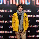 Daniel Muriel en el estreno de 'Spring Breakers' en Madrid