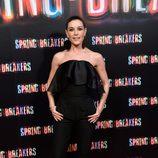 Raquel Sánchez Silva en el estreno de 'Spring Breakers' en Madrid