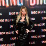 Roser en el estreno de 'Spring Breakers' en Madrid