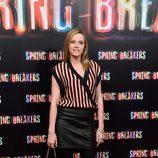 Carolina Bang en el estreno de 'Spring Breakers' en Madrid
