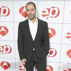 Juan Pablo Shuk en los Premios Espejo Público 2012