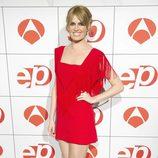 Adriana Abenia en los Premios Espejo Público 2012