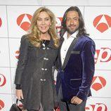 Rafael Amargo y Norma Duval en los Premios Espejo Público 2012