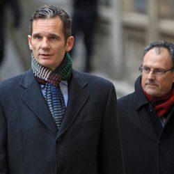 Iñaki Urdangarín entra a declarar junto a su abogado Mario Pascual Vives