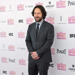 Paul Rudd en los Independent Spirit Awards 2013