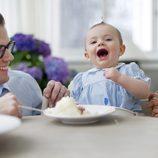 Estela de Suecia celebra su primer cumpleaños con los Príncipes Victoria y Daniel