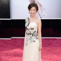 Minako Nakano en los Oscar 2013