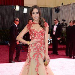 Louise Roe en los Oscar 2013