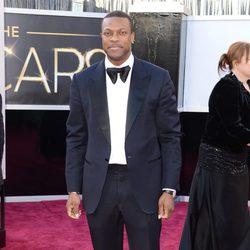 Chris Tucker en los Oscar 2013