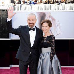 Bryan Cranston en los Oscar 2013