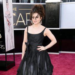 Helena Bonham Carter en los Oscar 2013