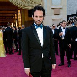 Guy Davidi en los Oscar 2013