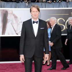 Tom Hooper en los Oscar 2013