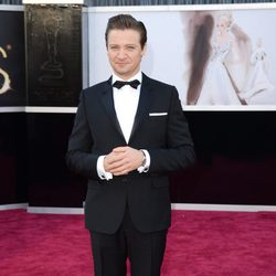 Jeremy Renner en los Oscar 2013