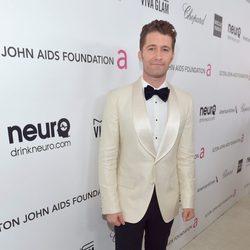 Matthew Morrison en la fiesta celebrada post Oscar 2013 celebrada por Elton John