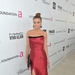 Carmen Electra en la fiesta celebrada post Oscar 2013 celebrada por Elton John