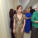 Emma Roberts en la fiesta celebrada post Oscar 2013 celebrada por Elton John