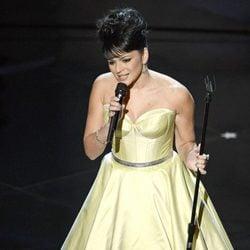 Norah Jones en la gala de los Oscar 2013