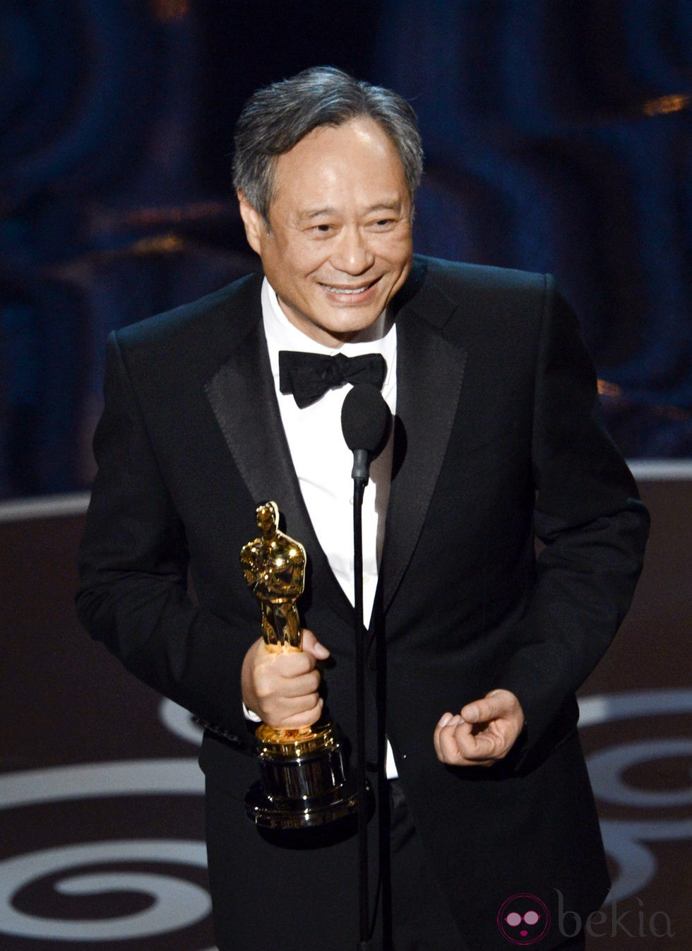 Ang Lee recoge el Oscar 2013 a Mejor Director
