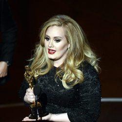 Adele recoge el Oscar 2013 a Mejor Canción Original