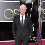 Richard Gere en la alfombra roja de los Oscar 2013