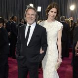 Don Johnson y Kelley Phleger en los Oscar 2013