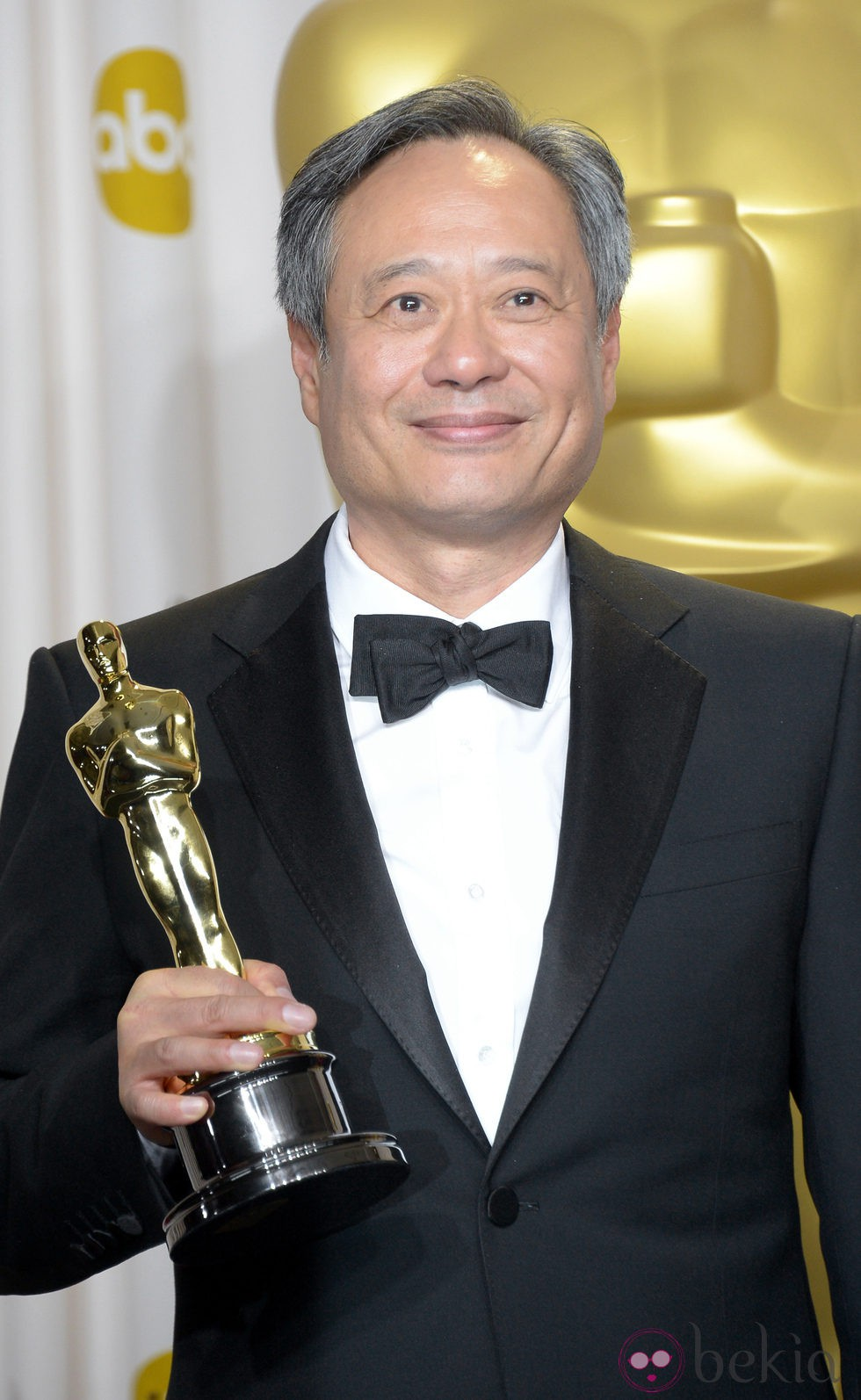 Ang Lee con su Oscar 2013