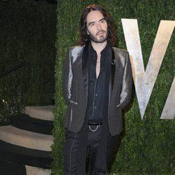Russell Brand en la fiesta post Oscar 2013 organizada por Vanity Fair