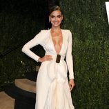 Irina Shayk en la fiesta post Oscar 2013 organizada por Vanity Fair