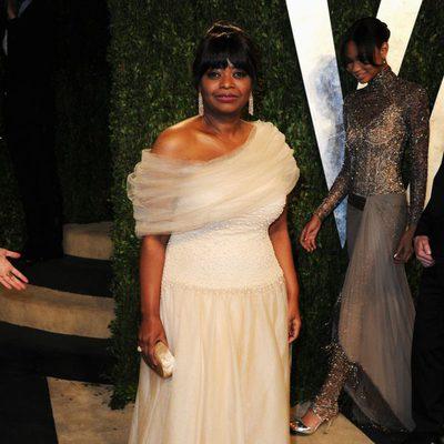 Octavia Spencer en la fiesta post Oscar 2013 organizada por Vanity Fair