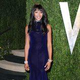 Naomi Campbell en la fiesta post Oscar 2013 organizada por Vanity Fair