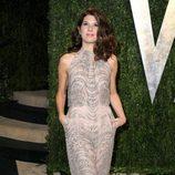 Marisa Tomei en la fiesta post Oscar 2013 organizada por Vanity Fair