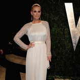 Molly Sims en la fiesta post Oscar 2013 organizada por Vanity Fair
