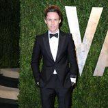 Eddie Redmayne en la fiesta post Oscar 2013 organizada por Vanity Fair