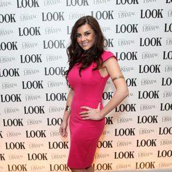 Imogen Thomas durante el quinto aniversario de 'Look Magazine'